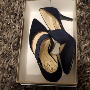 New Blue Dress Shoes